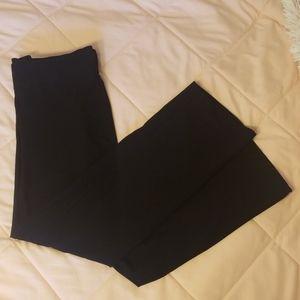 Eileen Fisher black yoga pant leggings